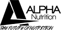 Code promotion Alpha Nutrition